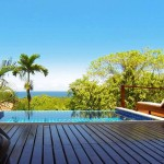 Seaview from every Villa